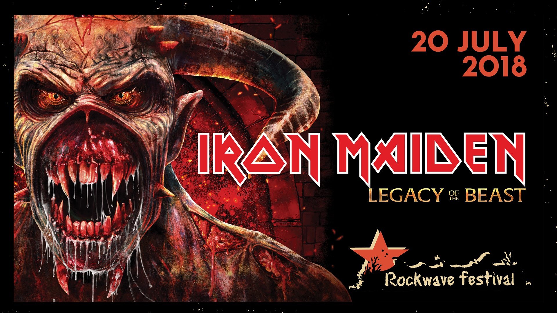 Artwork Iron Maiden