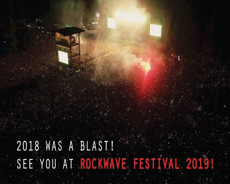 Rockwave Festival 2018 - Aftermovie