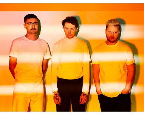 ALT-J FOR THE FIRST TIME IN GREECE AT ROCKWAVE FESTIVAL, FRIDAY JULY 6TH