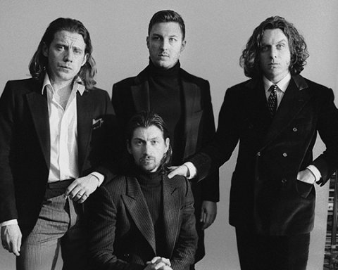 ARCTIC MONKEYS: New album title and tracklist